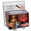 Star Wars : Imperial Assault - R2-D2 and C-3PO Ally Pack